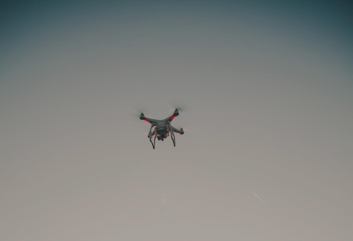 Atouts drones